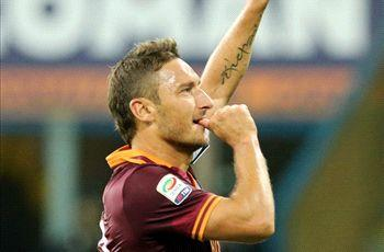 Totti: Anything is possible with this Roma team