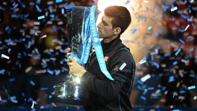 Tennis - Djokovic has 'perfect launchpad for 2014 assault'