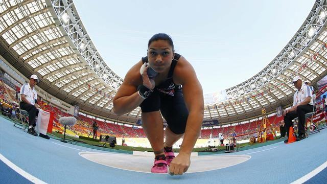 Athletics - Fit-again Adams targets strong showing in Poland