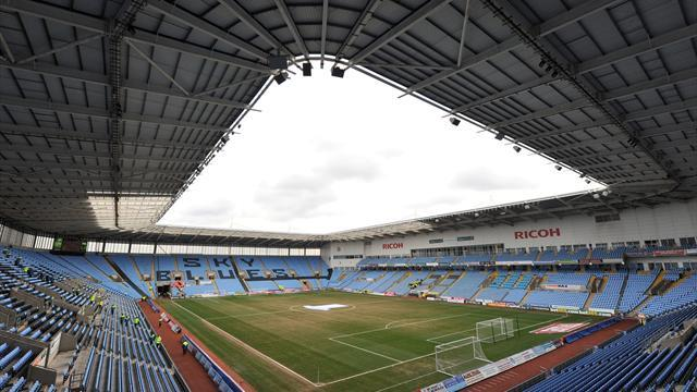 League One - Coventry at risk of administration