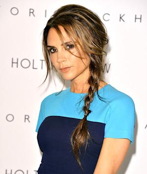 Victoria Beckham's Bicycle Was Stolen in NYC: Picture