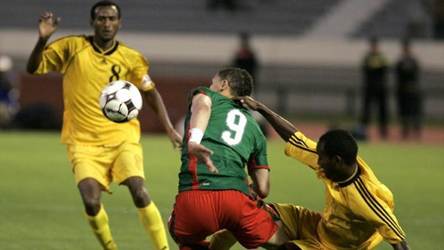 African Cup of Nations - Ethiopia out to prove a point to Wenger