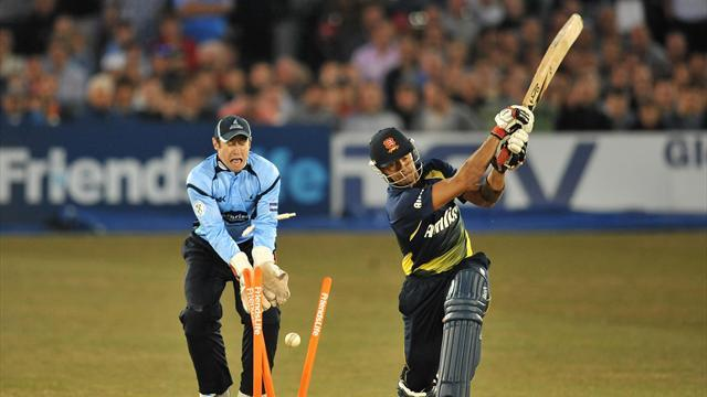 County - ECB fine Shah and Essex