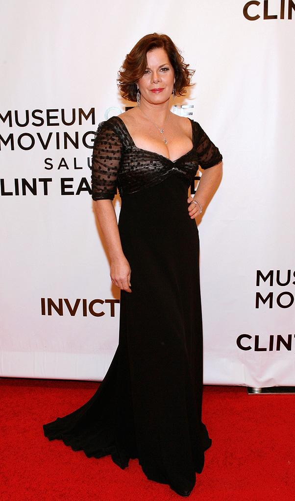 Museum of The Moving Image salute to Clint Eastwood 2009 Marcia Gay HArden