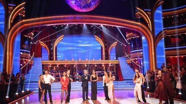 The final five on 'Dancing with the Stars: All Stars,' Nov. 19, 2012 -- ABC