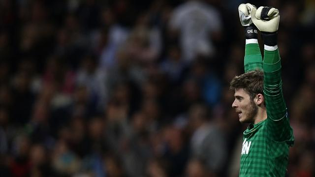 Champions League - Team of the Week: Deluxe De Gea delivers