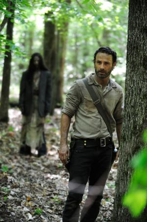 'The Walking Dead' Season 4 First Image Released (Photo)