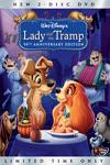 Poster of Lady and the Tramp