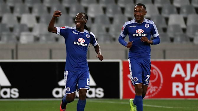 Bloemfontein Celtic - SuperSport United: Matsatsantsa out to extend winning run as they set their sights on PSL summit