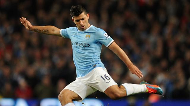 Premier League - Manchester City v West Ham United: LIVE