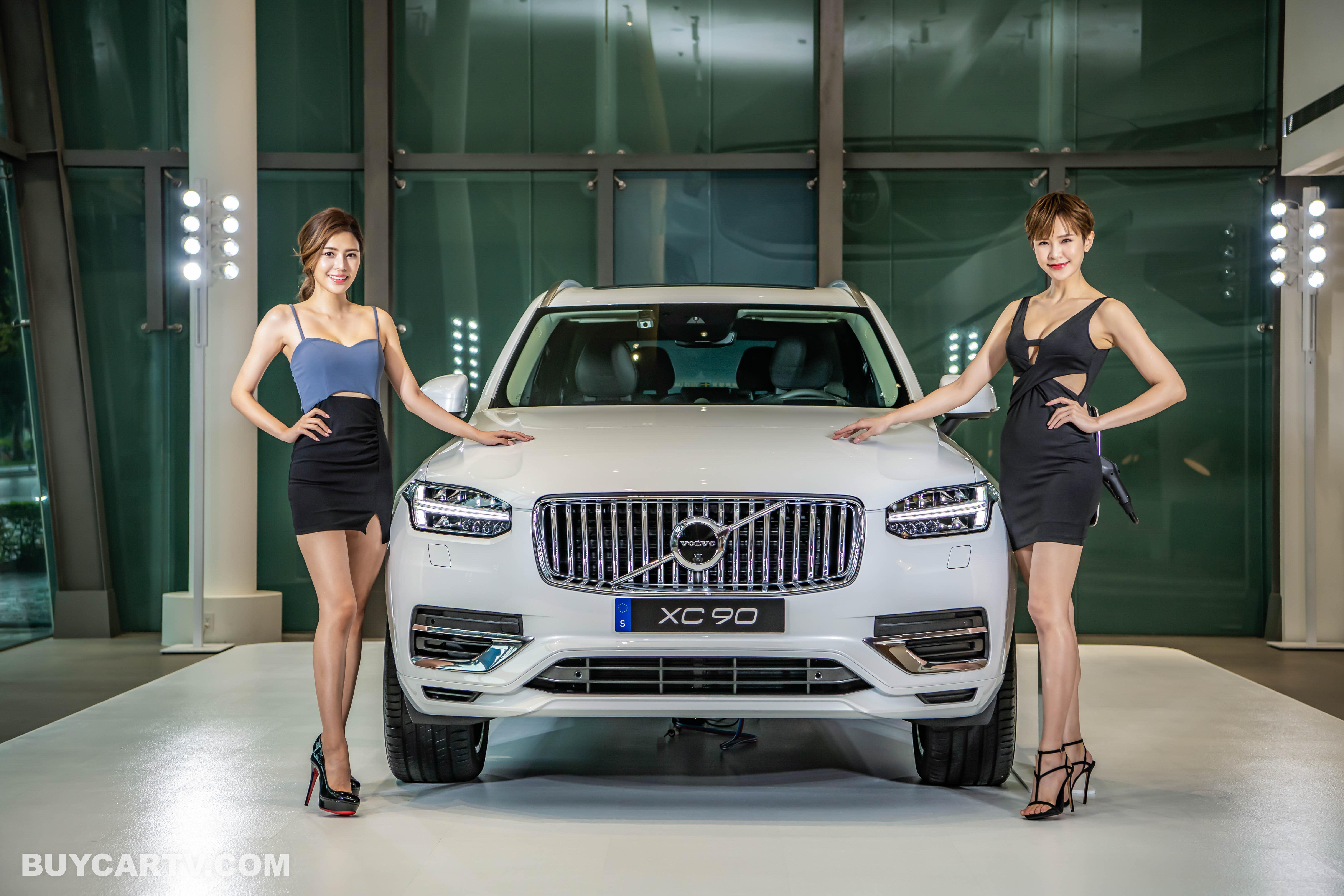 邁向PHEV節能時代!Volvo 世界新車大展預賞會