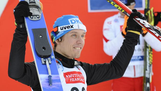 FIS World Cup - Men's Nordic Combined HS118/10km