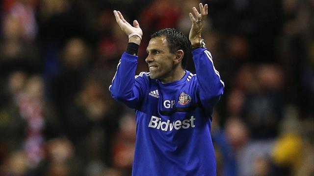 Premier League - Miracle-worker Poyet revels in the greatest escape