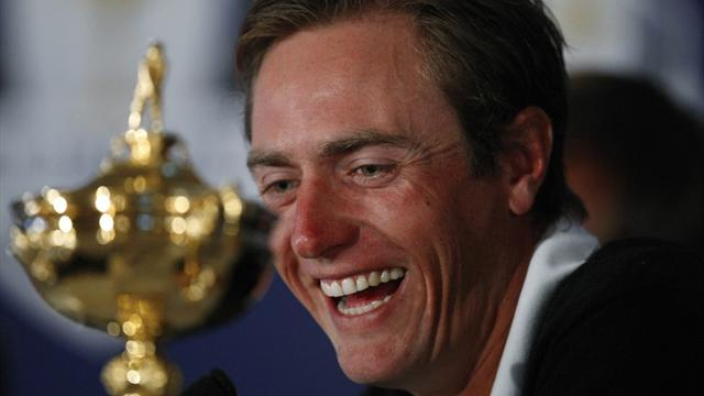 Golf - Sky's the limit for Colsaerts after Ryder Cup exploits