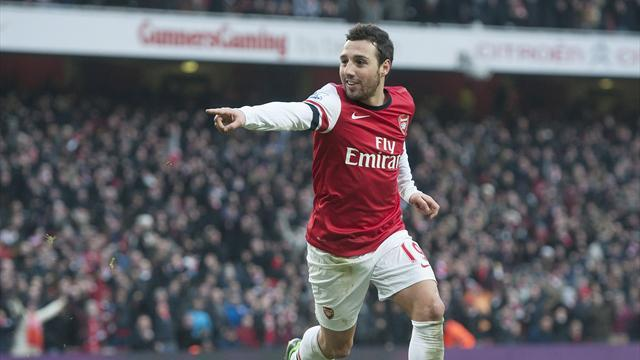 Premier League - Cazorla dismisses Atletico link