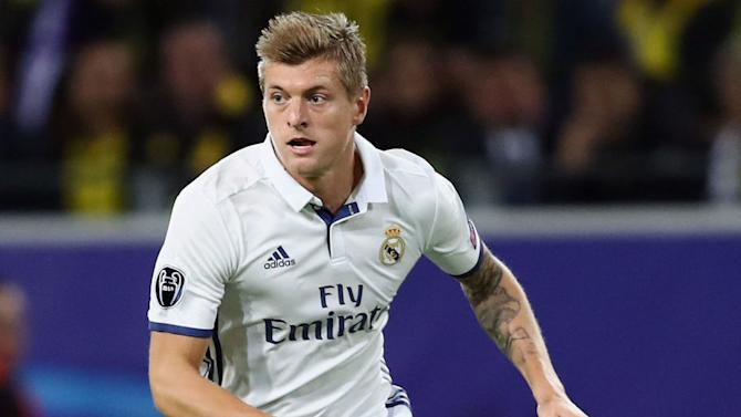 Manchester United Set to Go to War With Rivals City Over Real Madrid's Toni Kroos