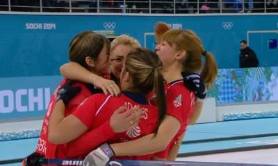 Sochi Olympics: Team GB Curlers Win Bronze