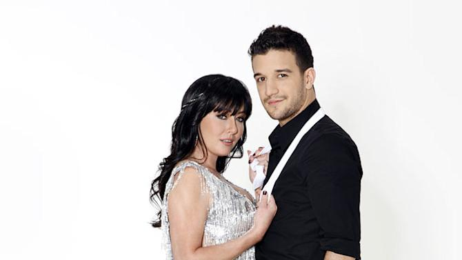 """Shannen Doherty is a television icon known throughout the world. She teams up with two-time """"Dancing With the Stars"""" champ Mark Ballas, who returns for his sixth season."""