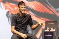 Neymar's first day at Barcelona revealed