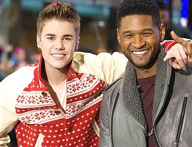 pst Bieber On Today Show