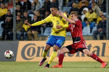Football Soccer - Luxembourg v Sweden - 2018 World Cup Qualifier
