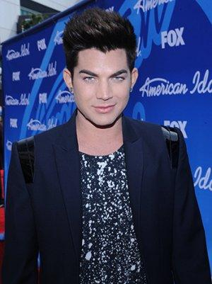 Adam Lambert Wins a Dream Date With Joan Rivers on 'Fashion Police'