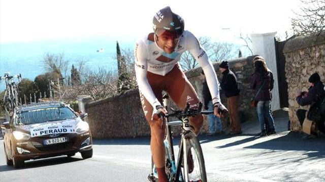 Cycling - Peraud to lead Ag2R-La Mondiale at Paris-Nice