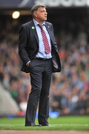 Sam Allardyce is in no doubt that West Ham need to perform well against Manchester City to get a result