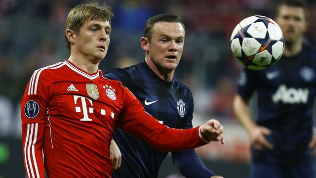 Premier League - Paper Round: United try to thrash out deal for Kroos in Munich