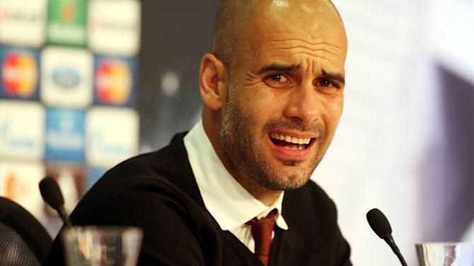 Bundesliga - Guardiola: Bayern could sack me