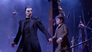 The Phantom Of The Opera And Andrew Lloyd Webber's Love Never Dies