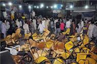 Deadly explosions rock Pakistan's Karachi