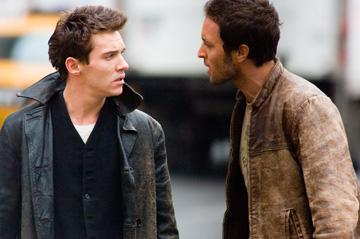 Jonathan Rhys Meyers and Alex O'Loughlin in Warner Bros. Pictures' August Rush