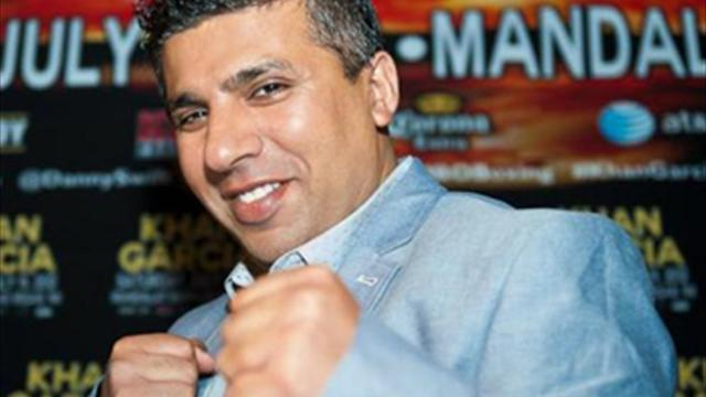 Boxing - Ex-Khan advisor Vali to work with Tyson and Hughie Fury