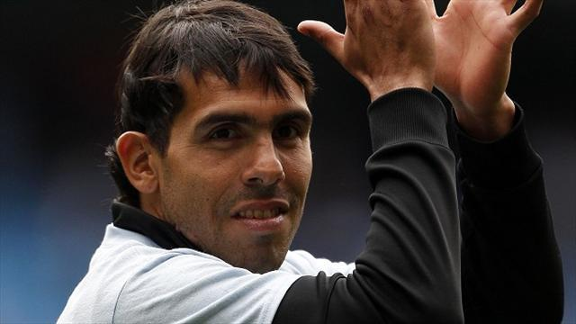 Premier League - Tevez let off Community Service over driving offence