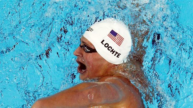 London 2012 - Lochte gets better of Phelps again