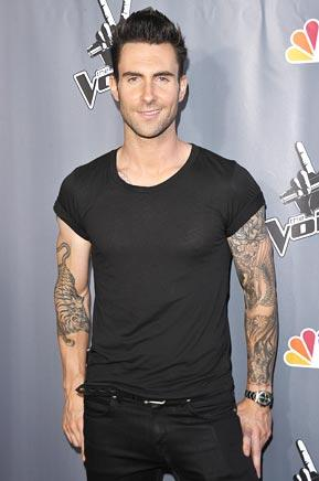 "Adam Levine: I Want Kids in ""7 or 8 Years"""
