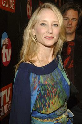 Anne Heche TV Guide & Inside TV After Party Emmy Awards - 9/18/2005