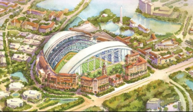 New Rays ballpark plan has been unveiled, complete with ...