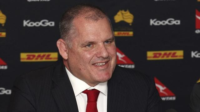 Rugby - Selection headache refreshing for Australia coach McKenzie