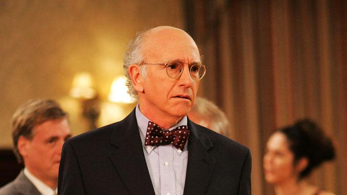 Larry David stars in Curb Your Enthusiasm on HBO.