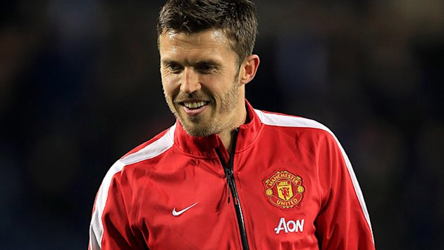 The unlikely talisman: Manchester United's Michael Carrick