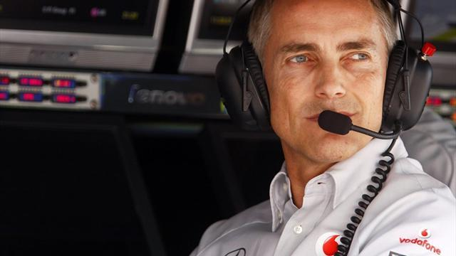 Formula 1 - Whitmarsh made first Boullier approach