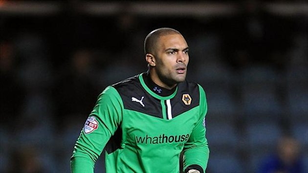 Carl Ikeme fractured a bone in his hand on New Year's Day