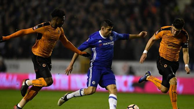 Diego Costa's goal at Wolves crucial to Chelsea's Premier League title bid - he's 'fired up' for run-in, says Asmir Begovic