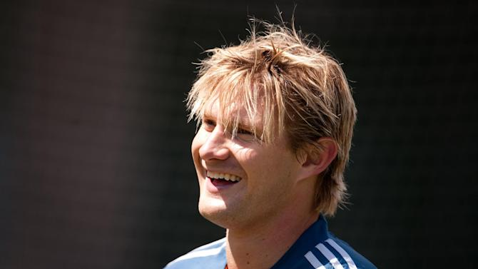 Shane Watson will miss out as he continues to recover from a calf injury