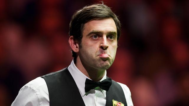 Snooker - O'Sullivan withdraws from Chinese event