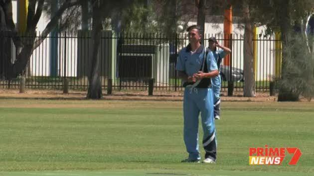16-year-old impresses at cricket carnival