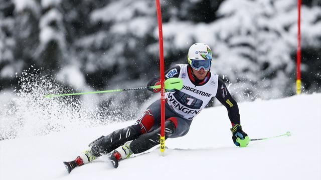 Alpine Skiing - Imperious Ligety wins Giant Slalom in Kranjska Gora