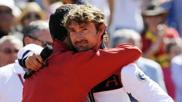 Tennis - Ferrero to coach Almagro